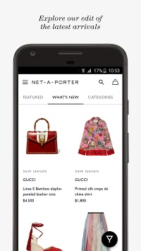 NET-A-PORTER pc screenshot 2