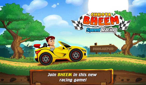 Chhota Bheem Speed Racing : Best Kids Racing Game pc screenshot 1