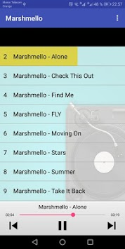 Marshmello Songs pc screenshot 1