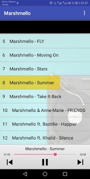 Marshmello Songs pc screenshot 2