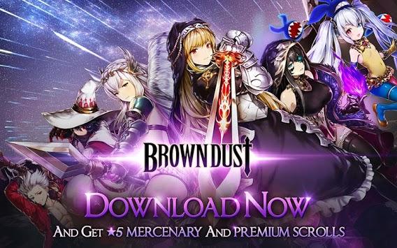 Brown Dust pc screenshot 1