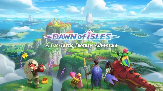 Dawn of Isles pc screenshot 1