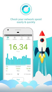 Speed Test Wifi, Test Internet Connection Speed pc screenshot 1