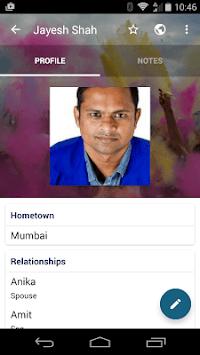 InstantRecall Contact Notes pc screenshot 1