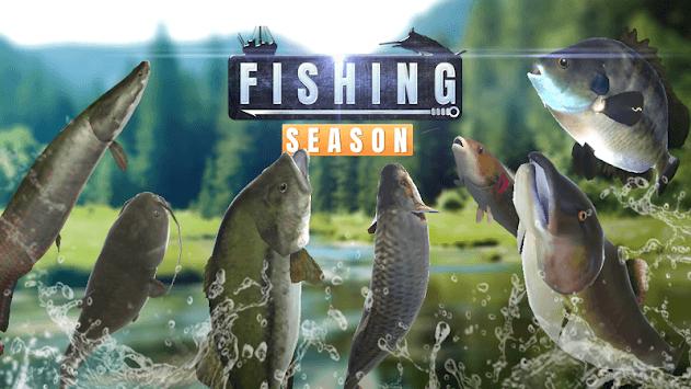 Fishing Season : River To Ocean pc screenshot 1