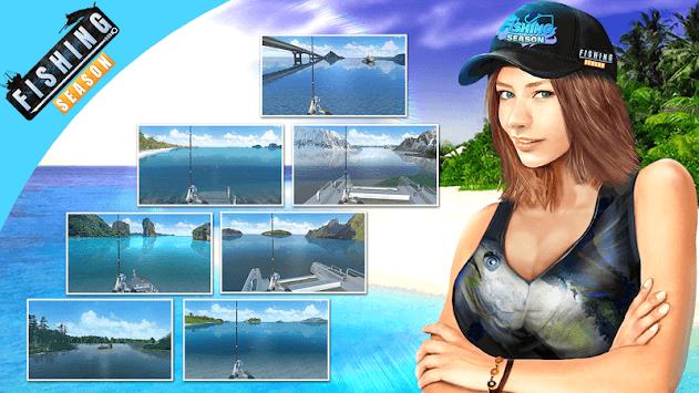 Fishing Season : River To Ocean pc screenshot 2