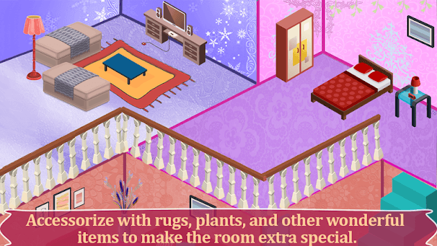 Design My Home - House Decoration, Color by Number pc screenshot 1
