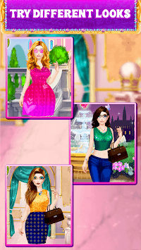 Fashion Salon:Princess, Top Model, Color by Number pc screenshot 1