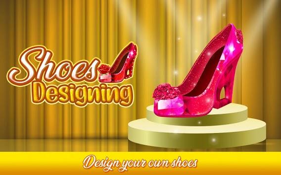 Shoe Designer: Fashion Shoe Maker, Color by Number pc screenshot 1
