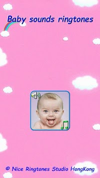 Baby Sounds Ringtones pc screenshot 1