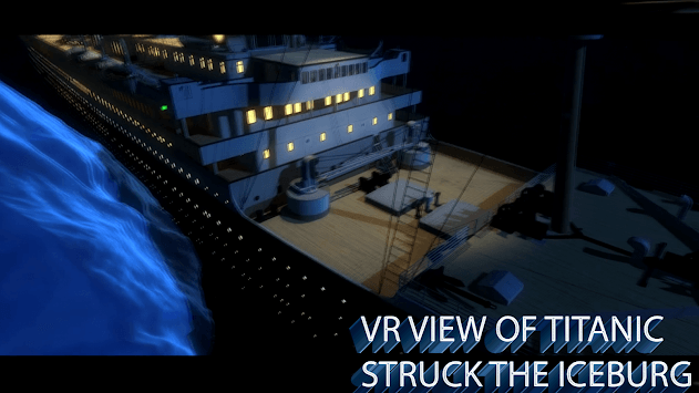 VR Titanic - Find & Save Love pc screenshot 1