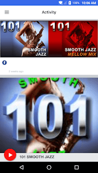 101 SMOOTH JAZZ pc screenshot 2