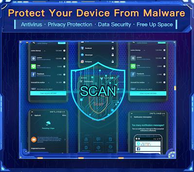 Nox Security - Antivirus, Clean Virus, Booster pc screenshot 1