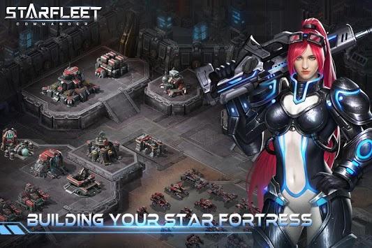 StarFleet Commander PC screenshot 1