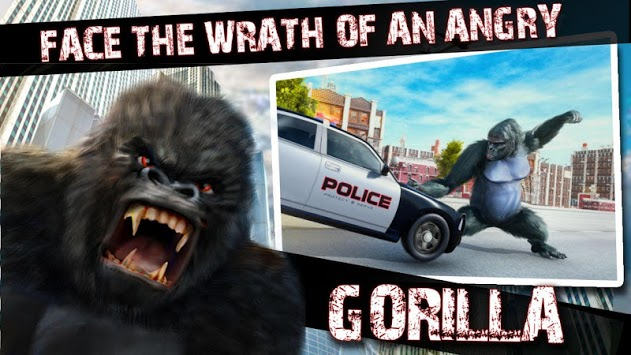 Monster Gorilla Rampage Apes Family Simulator pc screenshot 1