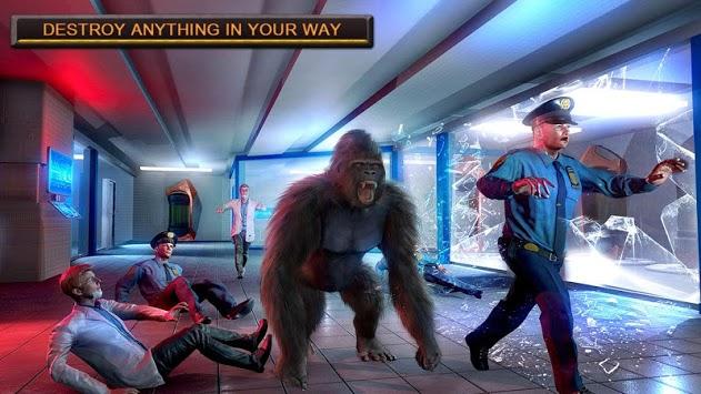 Monster Gorilla Rampage Apes Family Simulator pc screenshot 2
