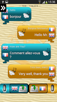 Conversation Translator pc screenshot 1