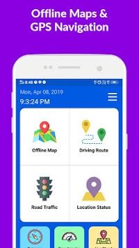 Offline Maps & GPS Navigation pc screenshot 1