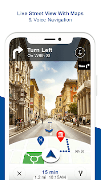 Offline Maps &Navigation: GPS Route Finder 2019 pc screenshot 2