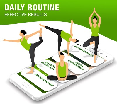 Yoga for Weight Loss - Daily Yoga Workout Plan pc screenshot 2