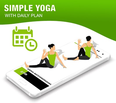 Yoga for Weight Loss - Daily Yoga Workout Plan pc screenshot 1