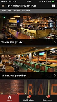 THE BARN Wine Bar pc screenshot 1