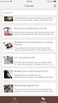 Presser Foot pc screenshot 1