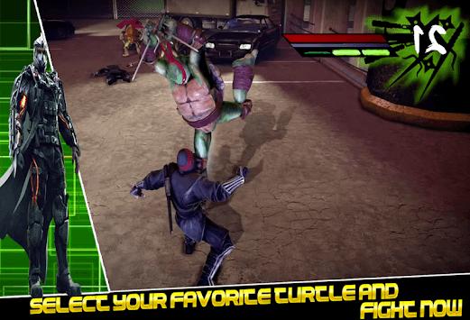 Ninja Shadow Turtle: Superhero City 3D pc screenshot 1