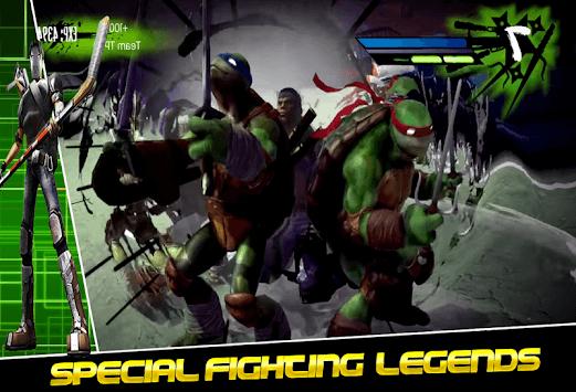 Ninja Shadow Turtle: Superhero City 3D pc screenshot 2