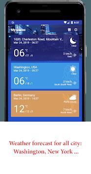Now Weather pc screenshot 1