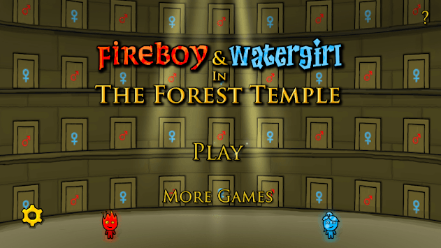 Fireboy & Watergirl in The Forest Temple pc screenshot 1