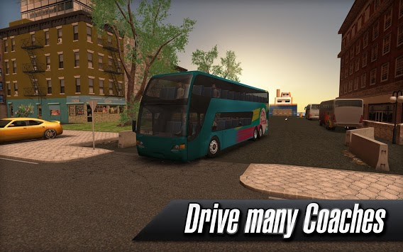 Coach Bus Simulator pc screenshot 1