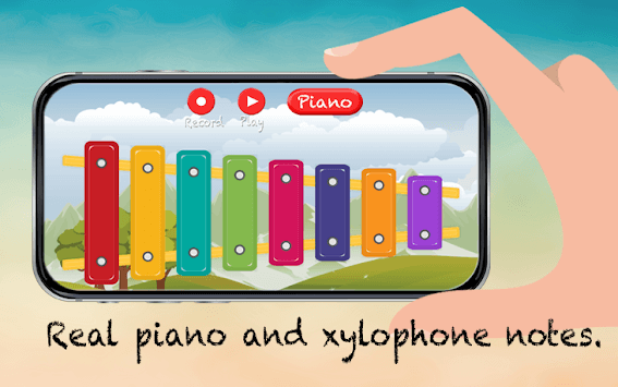 Easy Xylophone pc screenshot 1