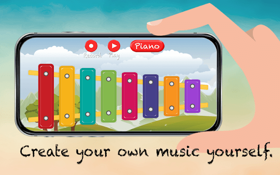 Easy Xylophone pc screenshot 2