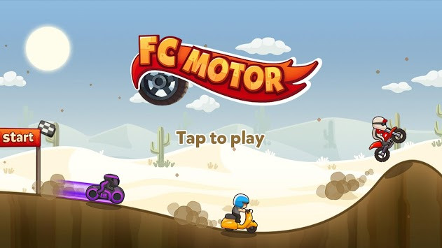 FC MOTOR - Excited Racing pc screenshot 1