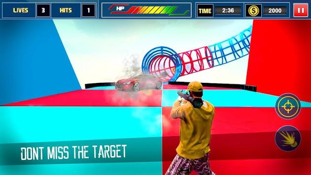 Real Misile vs Cars : RPGS vs Supercars pc screenshot 1