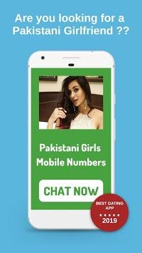 Pakistani Girls Mobile Numbers pc screenshot 1