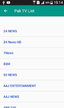 Pak News Local pc screenshot 1