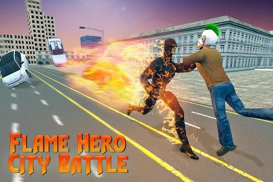 Super Flame Hero City Survival Mission pc screenshot 1