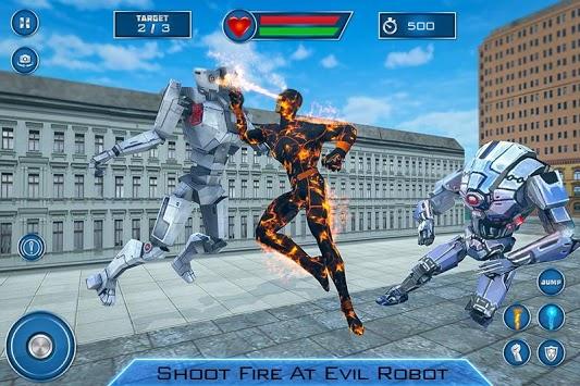 Super Flame Hero City Survival Mission pc screenshot 2