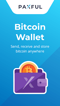 Paxful Bitcoin Wallet pc screenshot 1