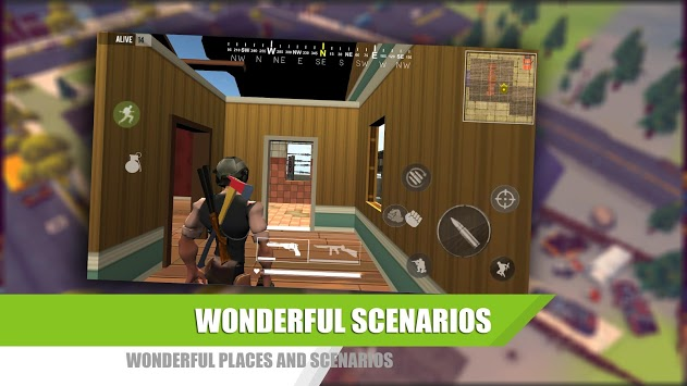 Play Fire Royale - Free Online Shooting Games pc screenshot 1
