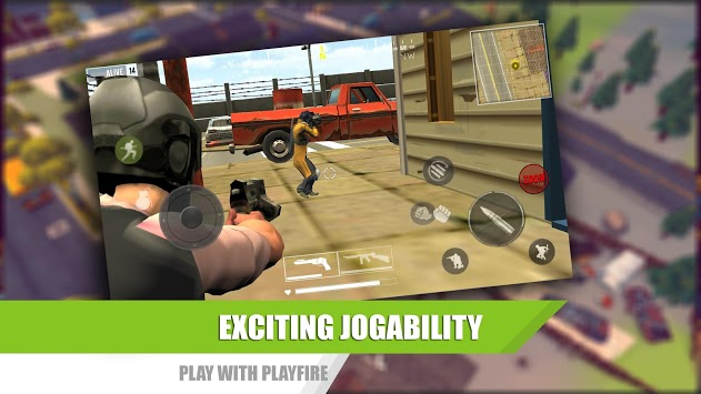 Play Fire Royale - Free Online Shooting Games pc screenshot 2