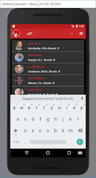 PBA PC screenshot 1