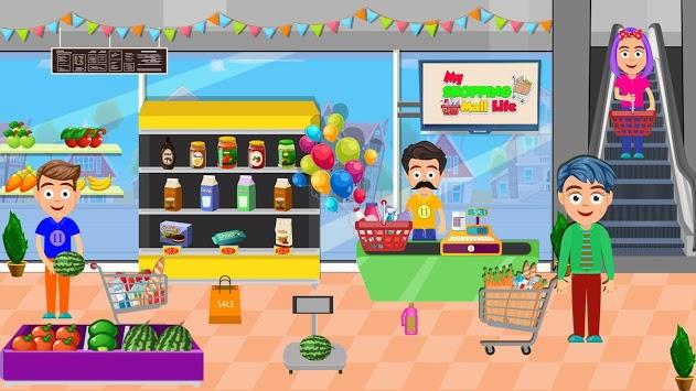 My Shopping Mall Life: Pretend Fun Town Games pc screenshot 2