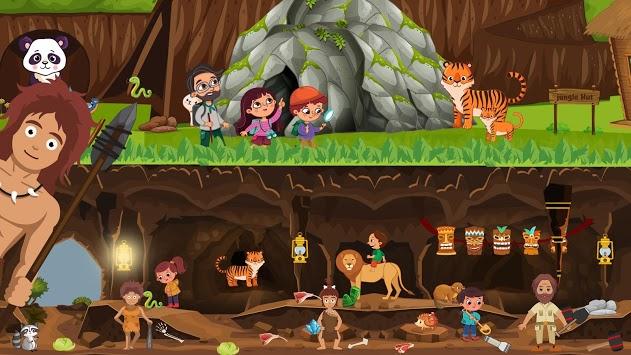 Pretend Forest Life: Explore Wilderness Games pc screenshot 1
