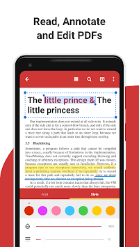 PDF Reader Plus  - PDF Viewer & Editor pc screenshot 2