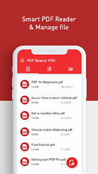 PDF Reader & PDF Viewer, Ebook Reader Free pc screenshot 1