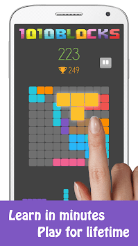 1010 Block Puzzle & Block Hexa pc screenshot 1