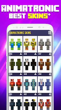 Animatronic Skins pc screenshot 1